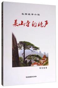 长篇战争小说:莱山寺的枪声