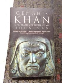 Genghis Khan-Life, Death, and Resurrection 成吉思汗:生命,死亡和复活 9780553814989