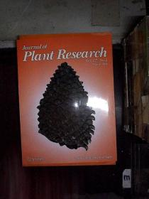 JOURNNAL OF PLANT RESEARCH 2014 2