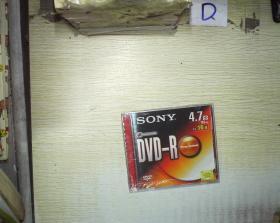 SONY DVD-R 索尼刻录光盘  (未拆封)(02)