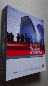正版 Advanced Financial Accounting:An IFRS Standards Approach , 3rd edition Pearl Tan