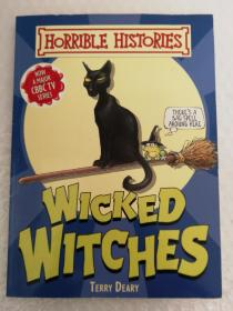 HORRIBLE HISTORIES WICKED WITCHES