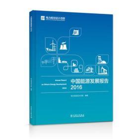 中國能源發展報告2016