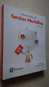 Essentials of Services Marketing (3rd Edition) (英语) 平装 – 2018年2月23日