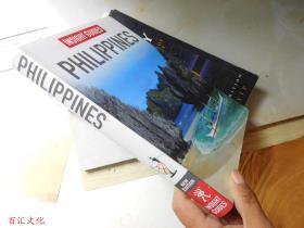 Insight Guides:Philippines【16开 英文原版】 【洞察指南 菲律宾】
