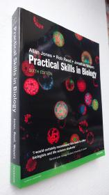 正版 Practical Skills in Biology Rob Reed   6th