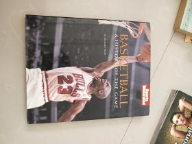 BASKETBALL A HISTORY OF THE GAME:篮球比赛 画册