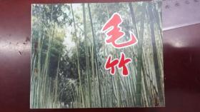 60开连环画:毛竹(有毛主席语录1页)1971年1版1印