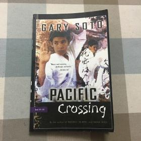 Pacific Crossing 【英文原版】