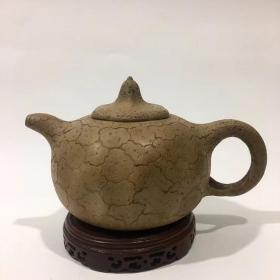 裴石民 老紫砂壶 品如图珍藏版
