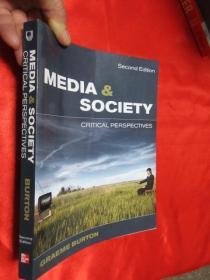 Media & Society: Critical Perspectives   【详见图】