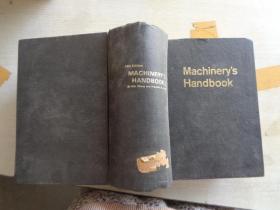 机械手册Machinerys Handbook(英文)