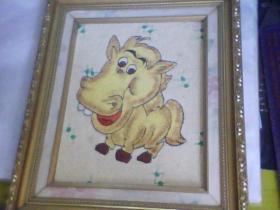 兒童手工畫 --純兒童自己動手創作之作品