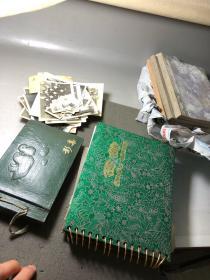 补图         老八路 老红军 老照片一批,还有几本军事笔记