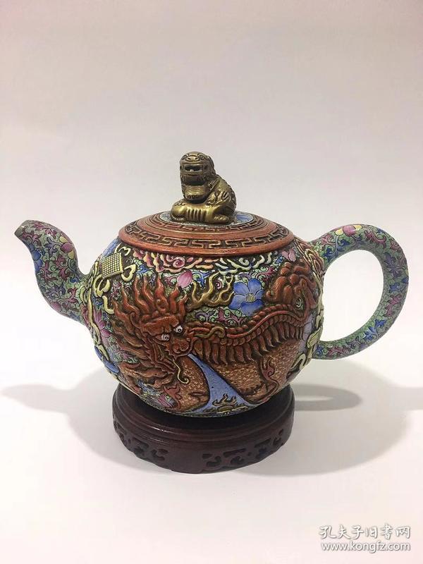 大清乾隆年制 重量级收藏紫砂壶 品如图珍藏版