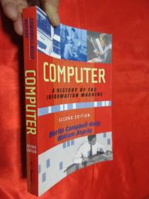 Computer: A History of the Information M...     【详见图】