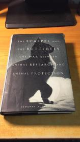 The Scalpel and the Butterfly(英文原版)