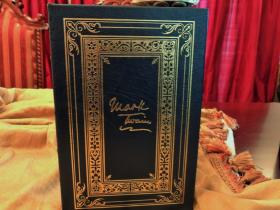 Easton press 出品皮装《百万英磅》The 1,000,000 pound Bank Note and Other Stories