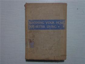 PLANNING YOUR HOME FOR BETTER LIVING