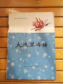火烧望海楼——一八七0年天津人民反洋教斗争(天津人民反帝斗争史话)1973年一版一印