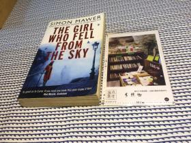 英文原版   the girl who fell from the sky 【存于溪木素年书店】
