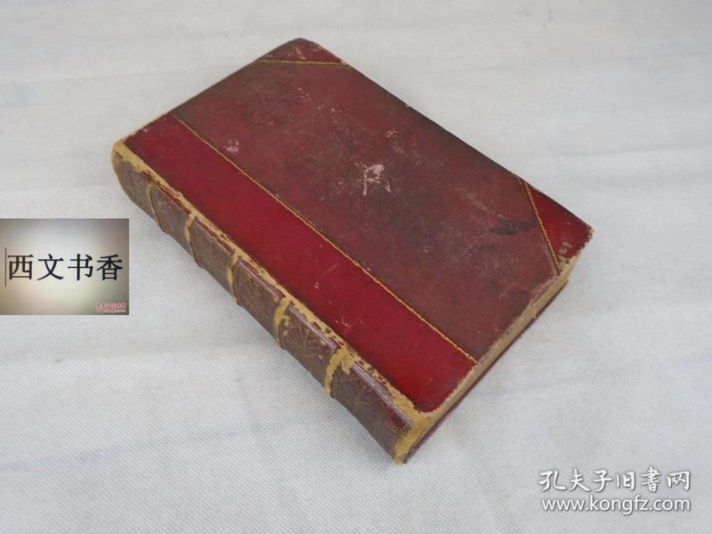 罕见版,狄更斯著《尼古拉斯·尼克尔贝的生活和冒险》大量版画插图,1839年伦敦出版