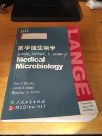 医学微生物学  英文原版医学教材