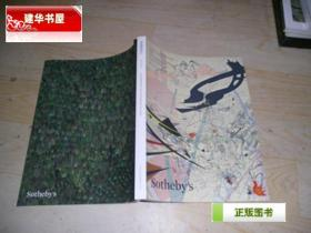 SOTHEBYS CONTEMPORARY ART AFTRNOON AUCTION 2013 货架W1