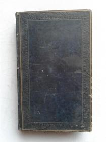 1829年 英译/《好逑传》 The Fortunate Union, A Romance, translated from the Chinese original /两卷全