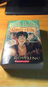 HARRY POTTER AND THE GOBLET OF FIRE(哈利波特与火焰杯)英文原版