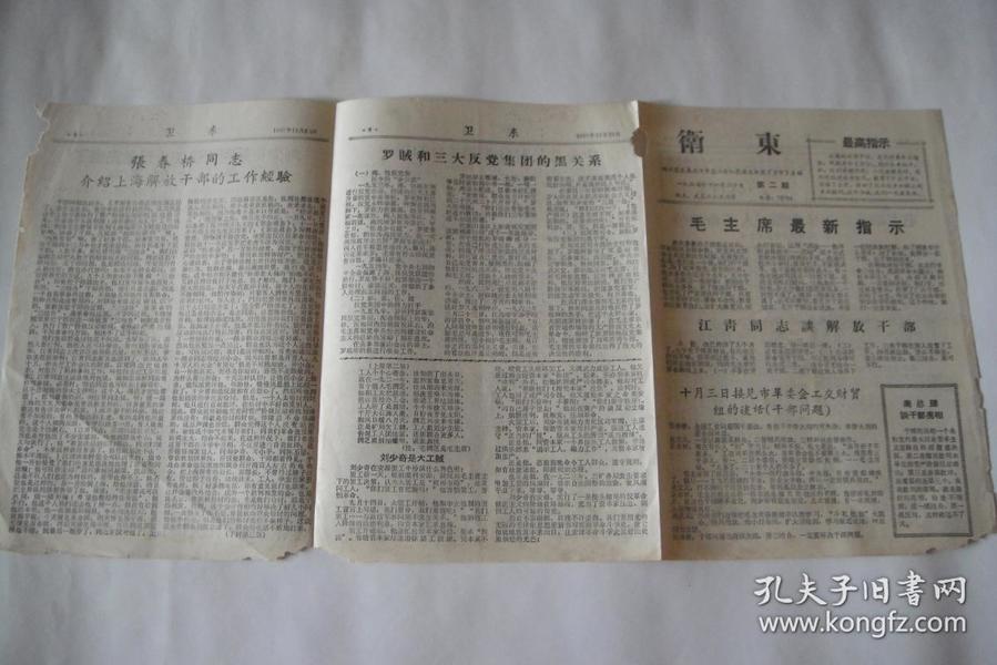 文革小报、画刊(201)