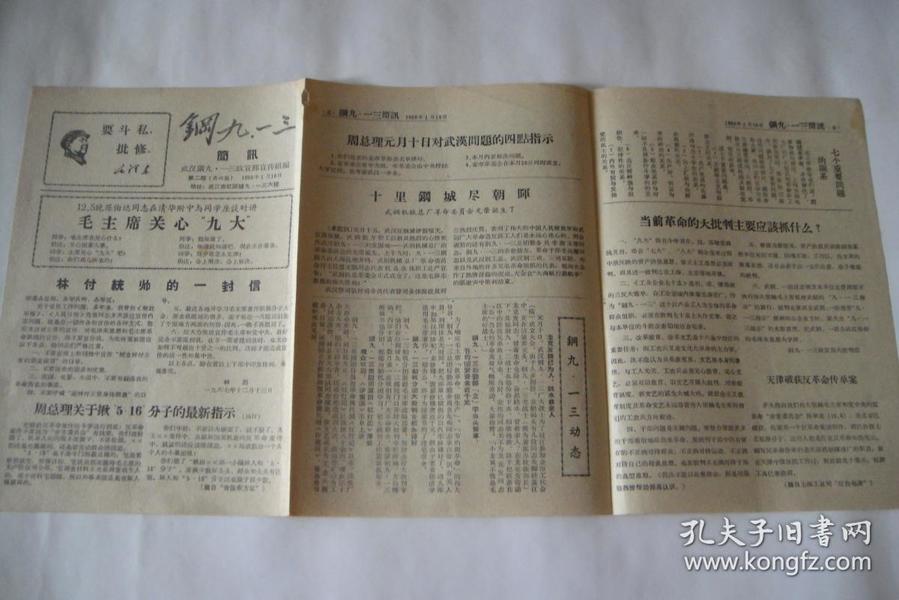 文革小报、画刊(202)