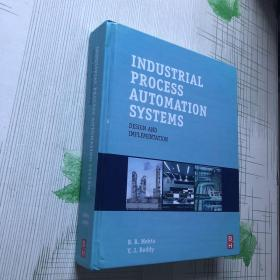 Industrial Process Automation Systems 工业过程自动化系统