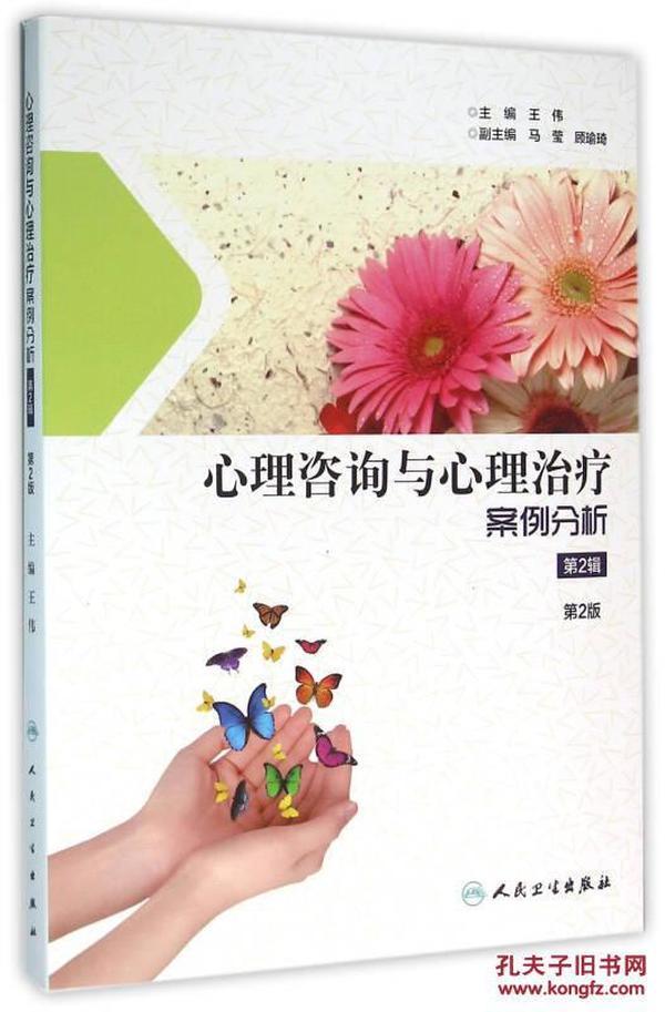 心理咨询与心理治疗案例分析-第2辑-第2版