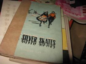 银色的冰鞋 1959年 英文版