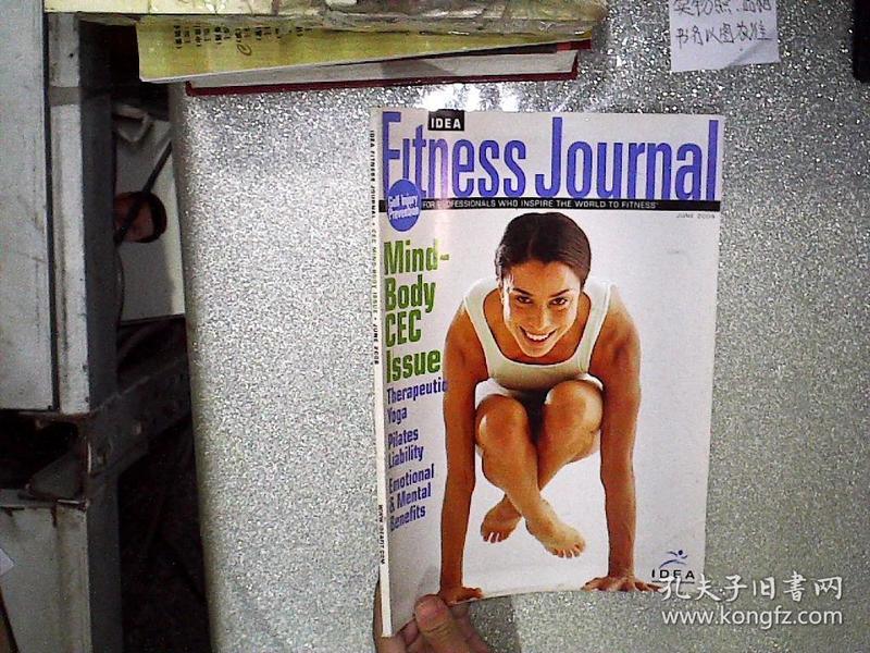 IDEA FITNESS JOURNAL JUNE 2006 《理想健身杂志》2006年6月  16开本