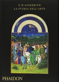 艺术的故事 意大利语版 la storia dell arte 世界艺术史 贡布里希著