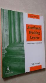 Academic Writing Course: Study Skills in English[学术英语写作]
