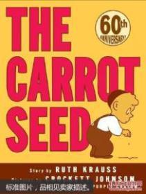 英文绘本 The GranpaCarrot Seed [4岁及以上]萝卜种子