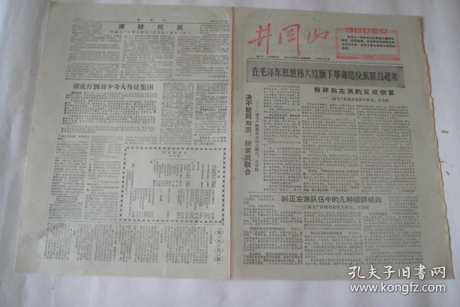 文革小报、画刊(211)