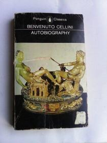 The Autobiography of Benvenuto Cellini (Penguin Classics)     本韦努托·切利尼自传