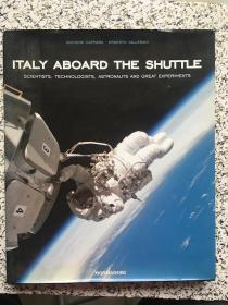 Italy aboard the shuttle