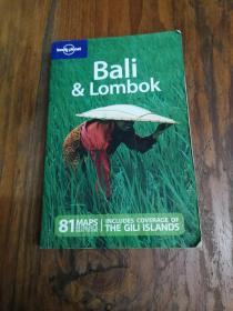 Lonely planet Bali & Lombok 孤独星球旅游指南 巴厘岛和龙目岛