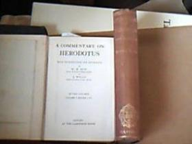 A Commentary On Herodotus: Volume 1: Books 1-4