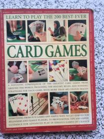 learn to play the 200 best-ever card games