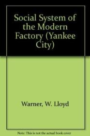 The Social System Of A Modern Factory