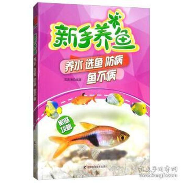 新手养鱼-养水 选鱼 防病 鱼不病