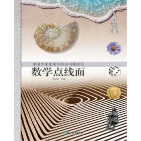 数学点线面-中国少年儿童百科全书精读本
