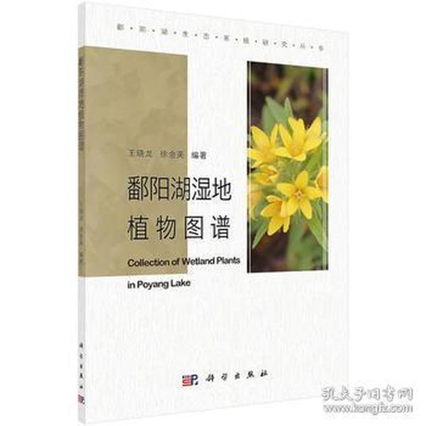 9787030510419 鄱阳湖湿地植物图谱 王晓龙,徐金英