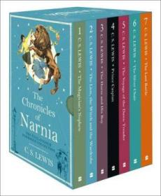 The Chronicles Of Narnia Box Set